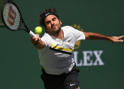 網球》印地安泉不敵阿根廷名將 費爸中斷開季17連勝