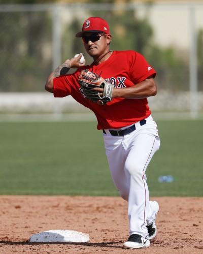 MLB》林子偉連9場沒有安打 紅襪開季內野競爭激烈