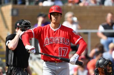 MLB》大谷翔平又沒表現 打擊率跌破1成(影音)