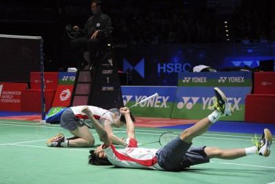 羽球》全英賽混雙大爆冷 日本黑馬擊敗中國冠軍組合(影音)
