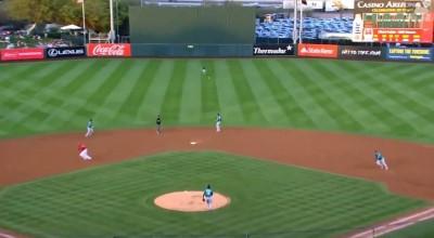 MLB》生涯首度轉戰外野 一朗徒弟飆驚天阻殺(影音)