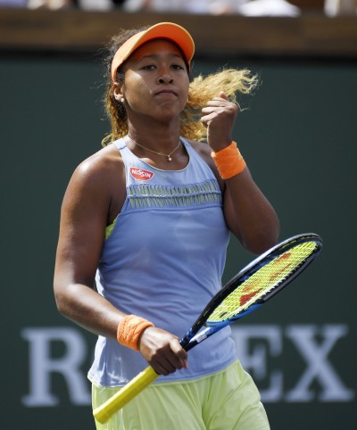 網球》美日小威正面對決 印地安泉新后大坂直美期待挑戰兒時偶像