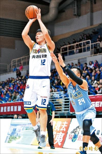 SBL》專殺達欣 胡凱翔奪單週MVP