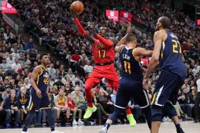 NBA》施洛德飆41分寫生涯新高   老鷹爆冷斷爵士9連勝(影音)