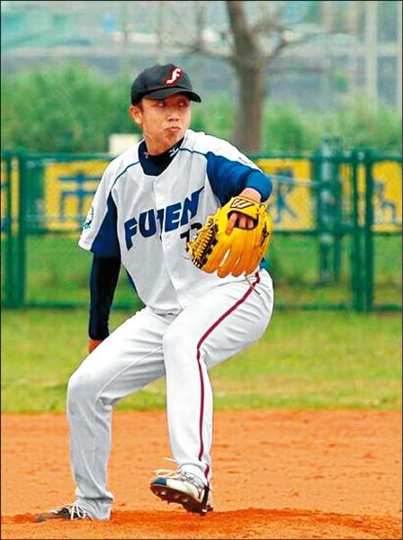 那些棒球教我們的事》輔大:職棒夢轉個彎 陳師正有「球」必應
