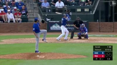 MLB》達比修6局宰制老東家 最狂1球讓隊友笑了(影音)