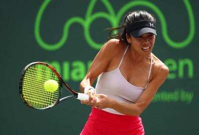 網球》謝淑薇女單2連勝 邁阿密網賽32強台將第2人