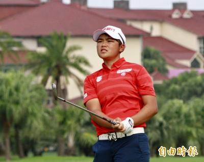 高球》LPGA起亞菁英賽第1回合 錢珮芸並列22名
