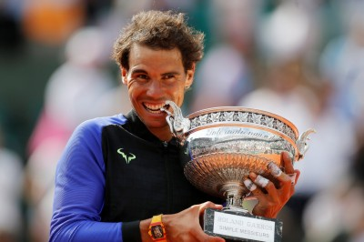 網球》蝦毀!?法網單打冠軍近8千萬台幣 獎金仍是四大賽最少
