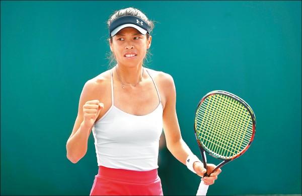 邁阿密網賽》小薇晉第3輪 台灣女單第2人