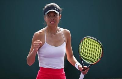 網球》謝淑薇邁阿密女雙首輪落敗 單打32強戰前世界球后