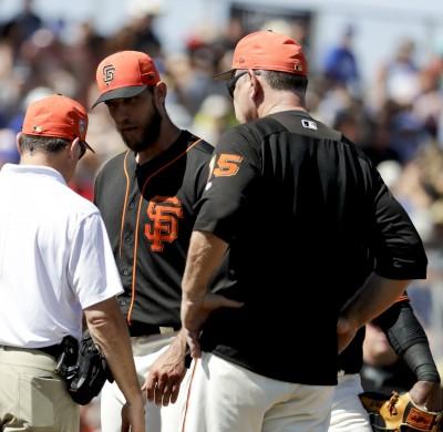 MLB》無緣開幕戰對決克蕭 瘋邦左手骨折得休6到8週(影音)