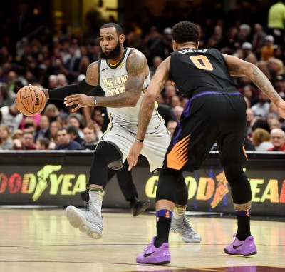 NBA》本季全勤出賽 詹皇:全隊都健康比較重要