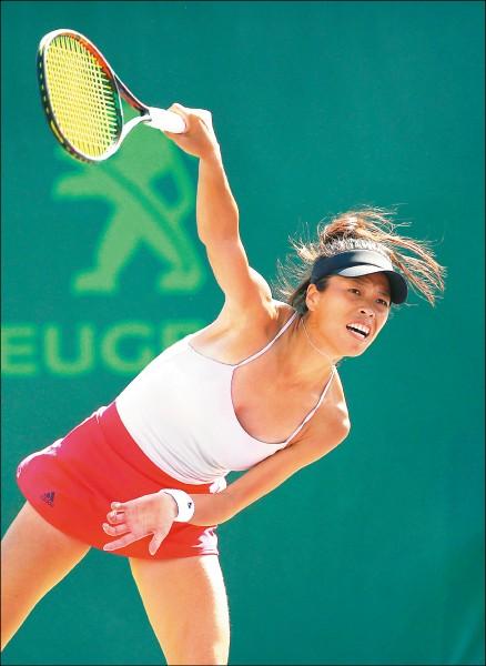邁阿密網賽》謝淑薇女雙止步 單打強碰前球后