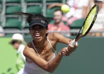 網球》差點大逆轉前世界球后 謝淑薇邁阿密女單32強止步