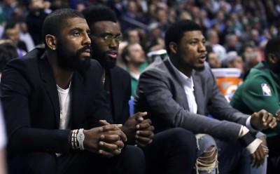 NBA》厄文動刀得休3到6週  綠衫軍想找幫手應急