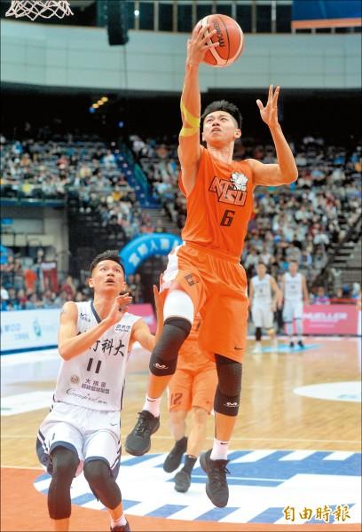 UBA》陳昱瑞、陳薇安 榮膺冠軍戰MVP