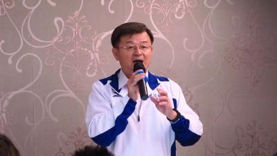 國訓中心被爆弊端  執行長林晉榮親上PTT回應後請辭