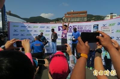 路跑》萬金石馬拉松奪冠 讓日本「最強市民跑者」獲金氏世界紀錄