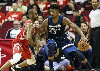 NBA》缺陣一個半月 灰狼巴特勒「非常接近」能夠復出