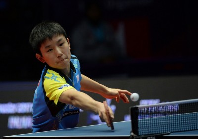 桌球》亞洲盃大爆冷 日本怪物少年擊敗中國球王