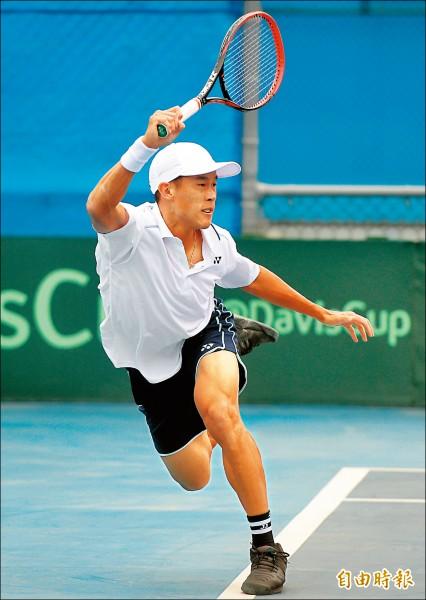 網球》台維斯盃保級賽 今雙打拚橫掃