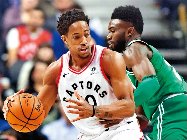NBA季後賽》次輪恐遇天敵騎士 暴龍被看衰