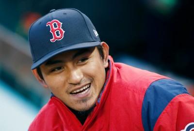 MLB》低溫中火燙敲安  林子偉被紅襪教頭點名稱讚