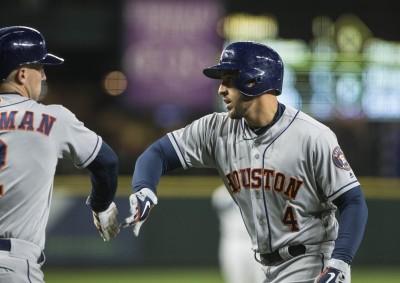 MLB》春天哥又轟了! 首局首打席2年20轟全聯盟最多(影音)