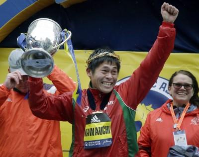 路跑》跑贏肯亞、美國 日本「最強素人」川內優輝波士頓封王