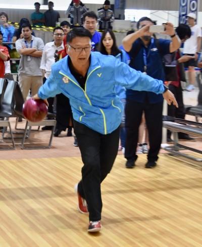 亞運》前進巨港!最好的保齡球館 台灣代表隊力拚佳績
