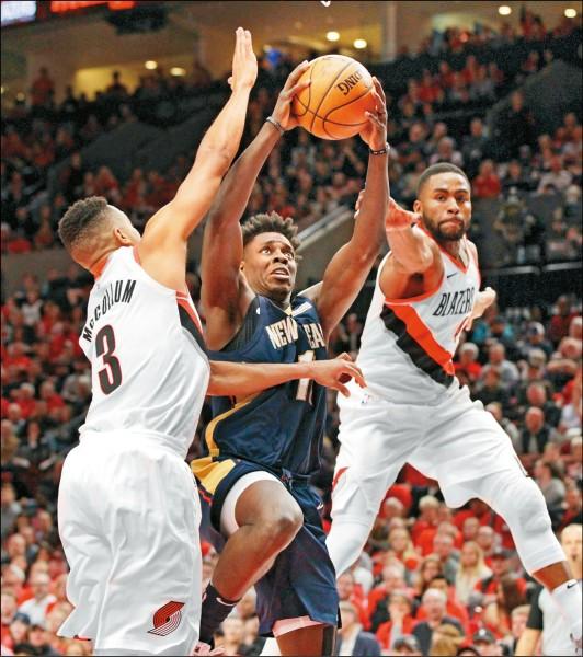 NBA》朗度為季後賽而生 鵜鶘再演下剋上