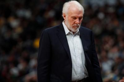 NBA》主帥帕波維奇將缺席第三戰 馬刺前景堪慮