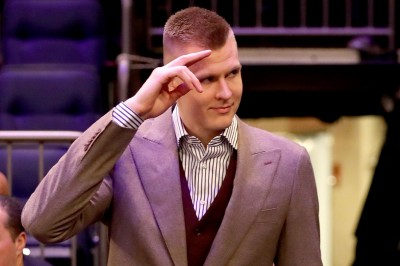 NBA》尼克驚傳噩耗 波辛傑斯下季恐將報銷