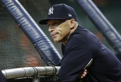MLB》紅人炒教頭 前洋基教頭吉拉迪接任?