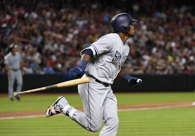 MLB》不是怪力男! 教士菜鳥扛出本季最遠最速轟(影音)