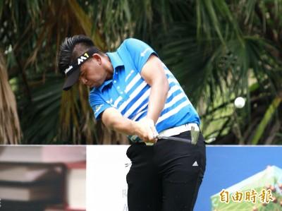 高爾夫》Panasonic公開賽第3回合 金亨成領先、洪健堯並列47名
