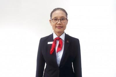 全大運》通過層層考驗 鍾莉娟成台灣首位女性桌球國際裁判長