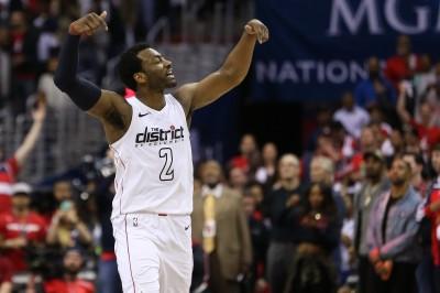 NBA》巫師主場氣走暴龍 季後賽首輪扳平