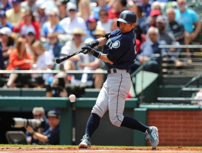 MLB》44歲「朗神」先發上陣  敲雙安上壘4次(影音)