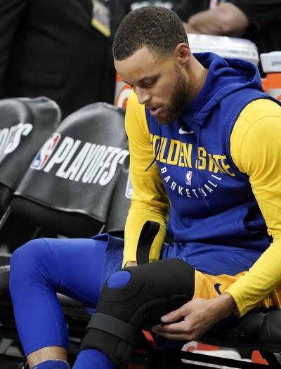 NBA》柯瑞何時回歸? 柯爾:沒有時間表