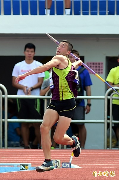 全中運》十項全能明日之星 王晨佑破全國U20紀錄