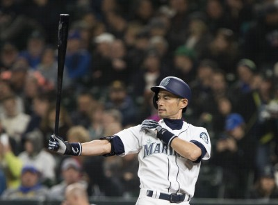 MLB》球迷有福!擠下水手強打新星  鈴木一朗續留大聯盟