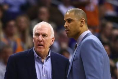 NBA》馬刺助理教練 將於本周應徵黃蜂主帥職缺
