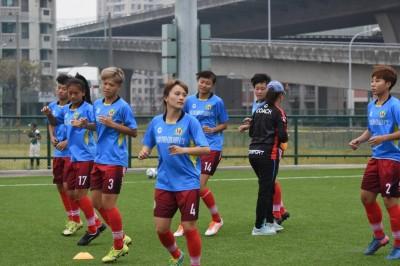 木蘭足球聯賽 高雄陽信女足首場勝台北國際開紅盤