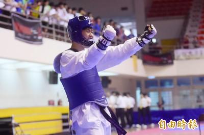 全中運》劉聰達子弟兵邱泓勝 青奧瞄準獎牌