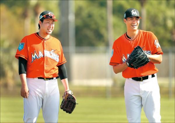 MLB》馬林魚瀕臨墊底 期盼「殷」雄相救