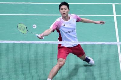亞錦賽》台灣一哥周天成三盤大戰 晉級八強