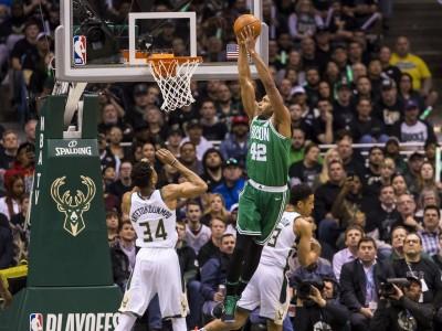 NBA》塞爾提克淘汰公鹿  季後賽次輪戰七六人