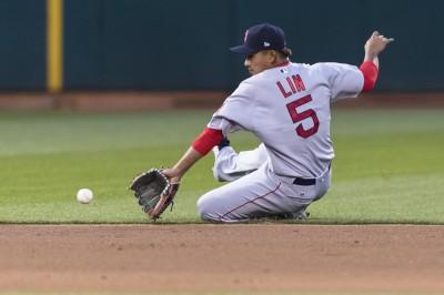 MLB》打擊陷入安打荒 林子偉策動雙殺封殺秋信守